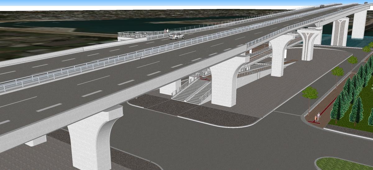 糸満高架橋下部工工事