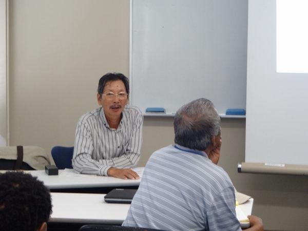 島田宏光講師講演