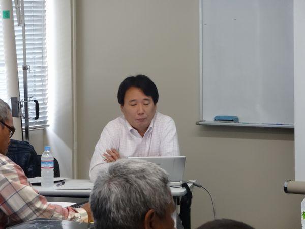 神谷大介助教講演
