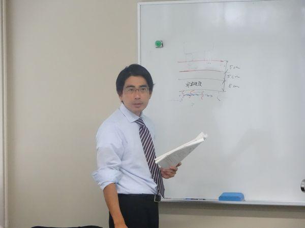 上江州司講師講演