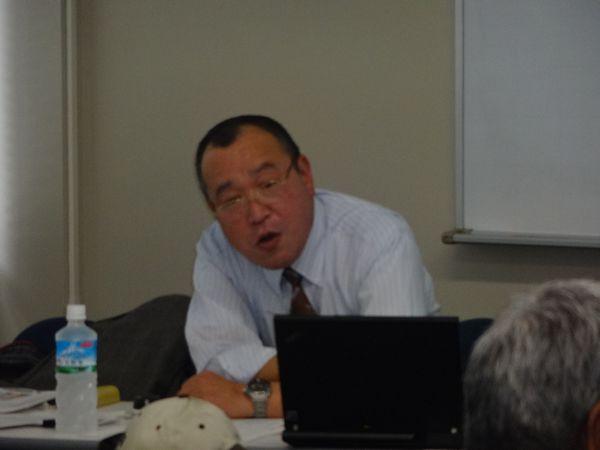 牛島栄講師講演