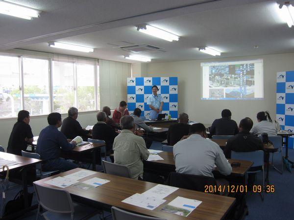 NEXCO西日本見学